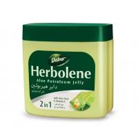 Вазелин косметический с соком Алоэ Вера и витамином Е, Dabur Herbolene, 115мл