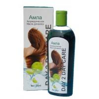 Масло для волос Аюрведическое «Day 2 Day Care АМЛА», 200 мл.